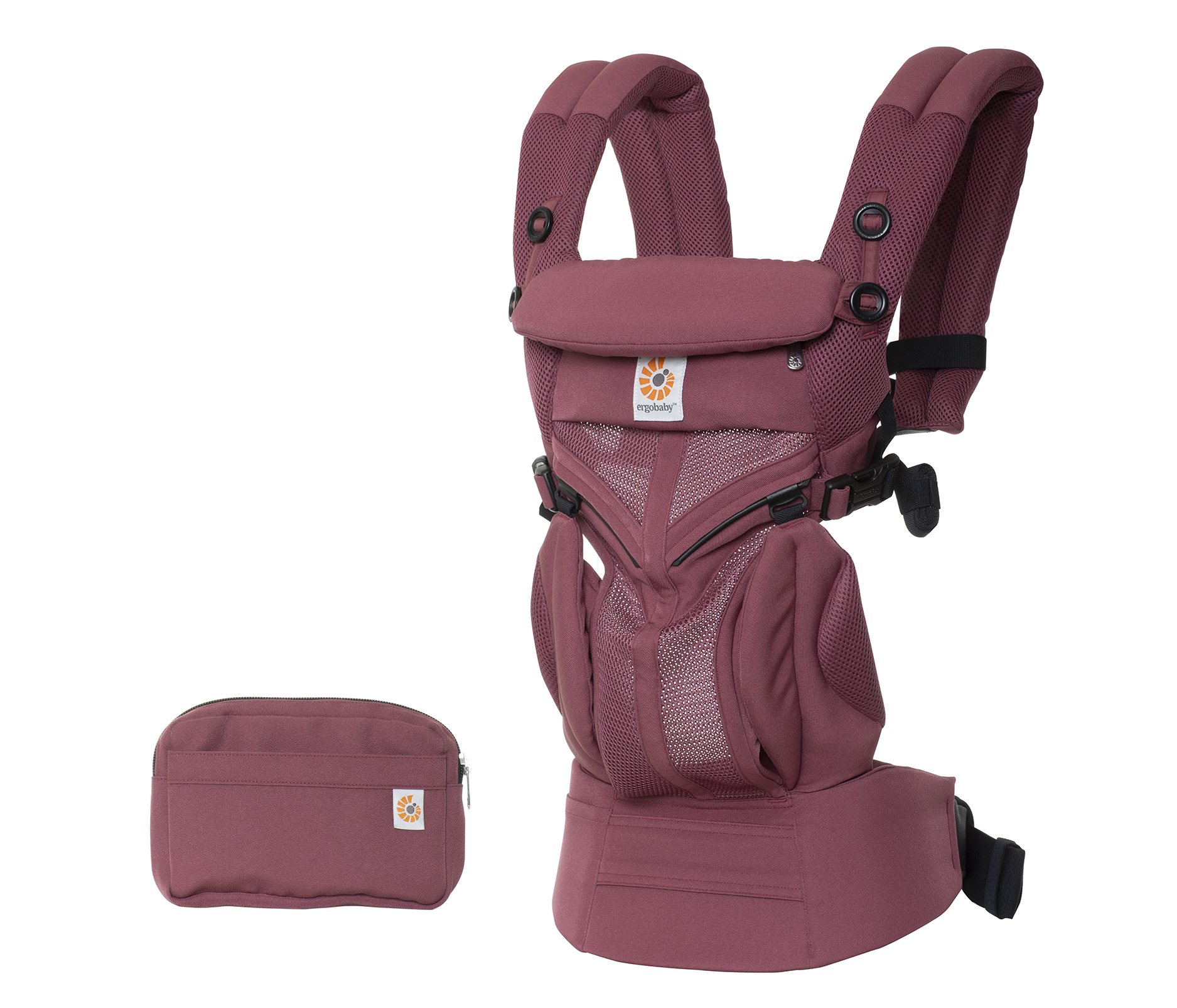Omni 360 Cool Air Mesh Plum